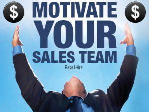 Strategies for independent sales rep commission - Motivating Manufacturer Sales Reps with commission